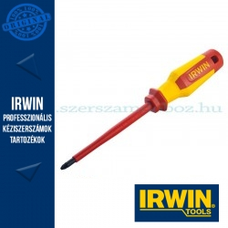 IRWIN Pro Comfort VDE csavarhúzó PZ1 x 100mm