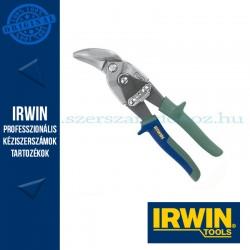 IRWIN Lemezolló 102, jobbos és egyenes vágás