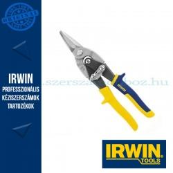 IRWIN Lemezolló 103, egyenes és széles ívek