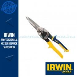 IRWIN Extra vágású lemezolló 304, egyenes és széles ívek vágására