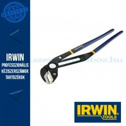 IRWIN Groovelock Vízpumpafogó vékony markolattal 400mm