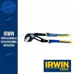 IRWIN Groovelock Vízpumpafogó Protouch markolattal 250mm sima pofával