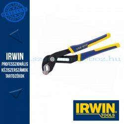 IRWIN Groovelock vízpumpafogó PROTOUCH markolattal 250mm