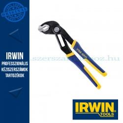 IRWIN Groovelock vízpumpafogó PROTOUCH markolattal 300mm