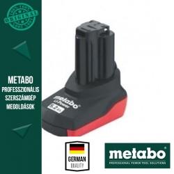 Metabo 10,8 V Li-ion 5.2Ah Akkumulátor