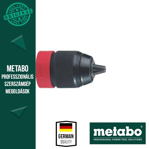 Metabo Quick Plus S 1 M Gyorscserélős fúrótokmány