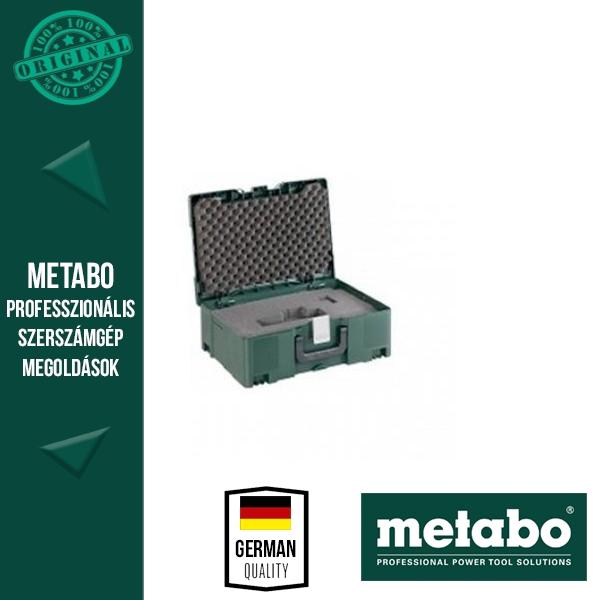 Metabo MetaLoc II koffer szivacsbetéttel