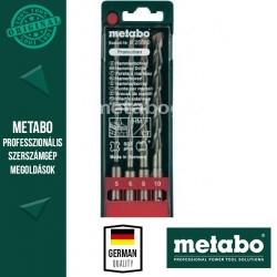Metabo SDS-plus 4 részes fúrószár szett