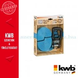 KWB PROFI rakományrözítő heveder 35 mm x 6 m
