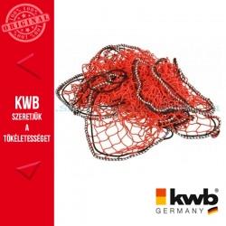KWB PROFI rakományrögzítő háló utánfutóra 2.7 x 2 m