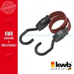KWB PROFI kampós csomagrögzítő 0.4 m