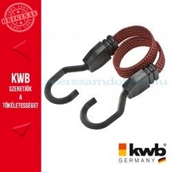 KWB PROFI kampós csomagrögzítő 0.9 m