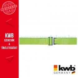 KWB PROFI PES váll szélesített bútorszállító heveder (gurtni) 3 mm