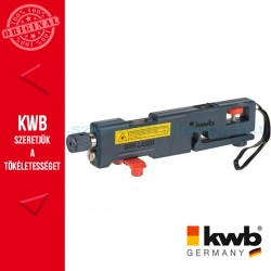 KWB PROFI mini lézer tükör optika adapterrel 220 mm