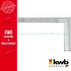KWB PROFI galvanizált talpas derékszög 200 x 130 mm