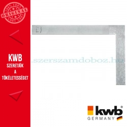 KWB PROFI galvanizált derékszög 250 x 160 mm
