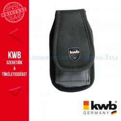 KWB PROFI fekete-ezüst gyöngyvászon SMART telefontok