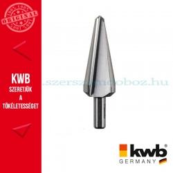KWB PROFI HSS fokozatmentes kúpfúró 3-14 mm