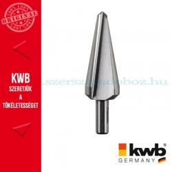 KWB PROFI HSS fokozatmentes kúpfúró 6-20 mm