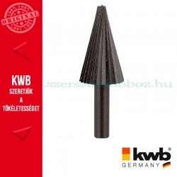 KWB PROFI CS fokozatmentes kúpfúró 4-24 mm