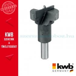 KWB PROFI TCT kivetőpánt süllyesztő 35 mm