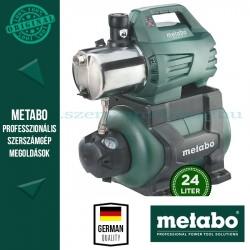 Metabo HWW I 6000/25 INOX Házivízellátó szűrővel