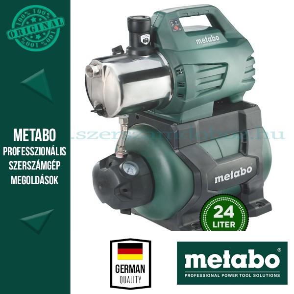 Metabo HWW 6000/25 INOX Házivízellátó