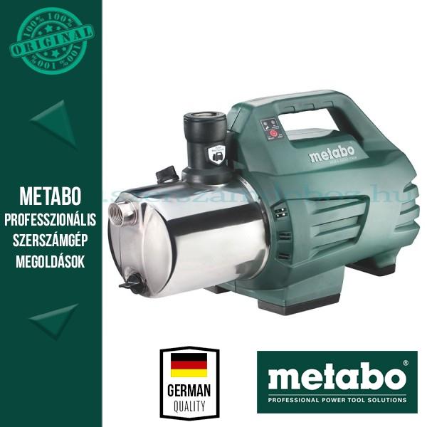 Metabo HWA 6000 INOX Házivízellátó automata