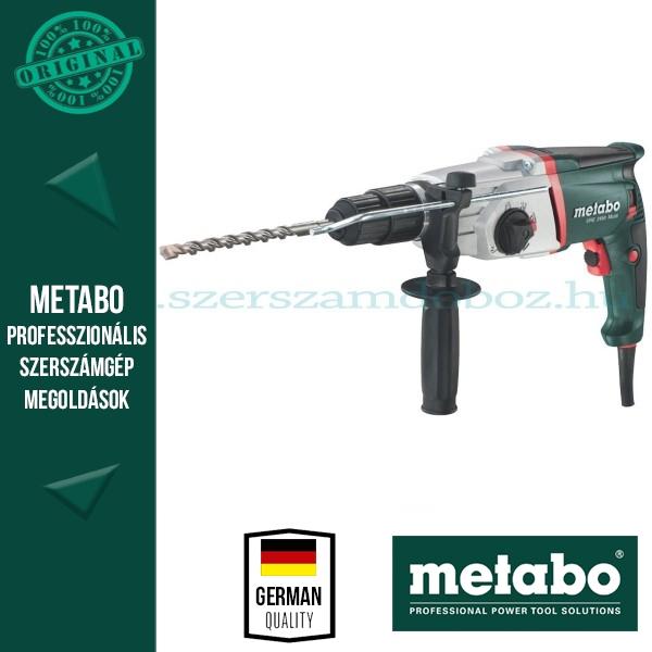 Metabo UHE 2450 Multi Elektronikus multikalapács cseretokmánnyal