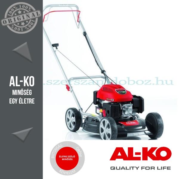AL-KO Silver 460 BR-A Bio Benzines fűnyíró