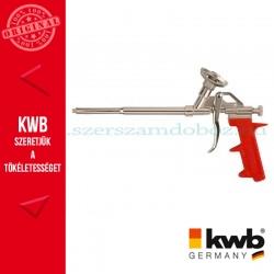 KWB purhab kinyomó pisztoly