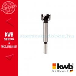 KWB PROFI FORSTNER kivetőpánt süllyesztő 20 mm DIN 7483 G