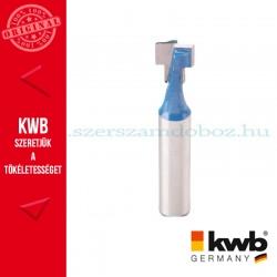 KWB PROFI HSS TCT' T ' falc maró kés kemény és puha fára 5/9,5 x 8 mm