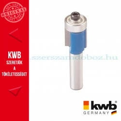 KWB PROFI HSS TCT csapágyas szintbemaró kés kemény és puha fára 13 x 8 mm
