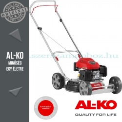 AL-KO Silver 460 B-A Bio Benzines fűnyíró