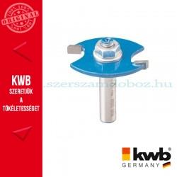 KWB PROFI HSS TCT horonymaró kés kemény és puha fára 2 x 8 mm
