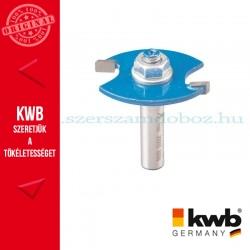 KWB PROFI HSS TCT horonymaró kés kemény és puha fára 3 x 8 mm