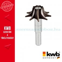 KWB PROFI CS profil-kerekítőmaró kés fához 35 x 11 x 8 mm