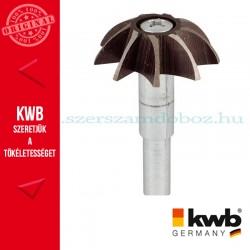 KWB PROFI CS profil-holkermaró kés fához 35 x 10 x 8 mm