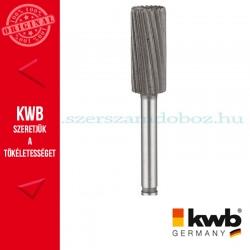 KWB PROFI HSS csapos, gömb turbómaró fémhez 12 x 12 x 6 mm