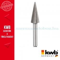 KWB PROFI HSS csapos, hengeres turbómaró fémhez 13 x 30 x 6 mm