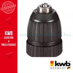 """KWB PROFI kulcsnélküli gyors tokmány befogás: 1/2""""x20 1.5-13 mm"""