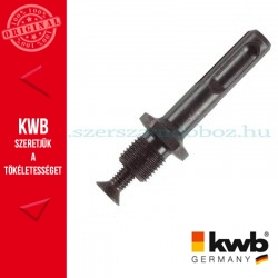 KWB PROFI SDS Plus adapter tokmányok 3db