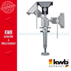 KWB PROFI fúrógép befogó adapter satuval befogó méret: 43 mm