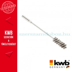 KWB PROFI drótos csőkefe 20 x 55 x 200 mm