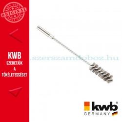 KWB PROFI drótos csőkefe 26 x 55 x 200 mm