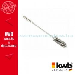 KWB PROFI drótos csőkefe 38 x 55 x 200 mm