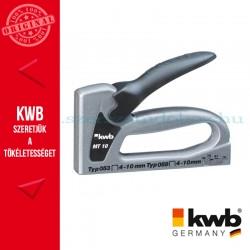KWB PROFI INDUSTRIAL TACK MT10 kézi tűzőgép 6-10 mm