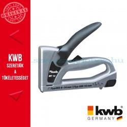 KWB PROFI INDUSTRIAL TACK MT14 N kézi tűzőgépkapocs: 4-16 mm