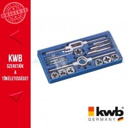 KWB menetfúró, menetmetsző klt.20 db